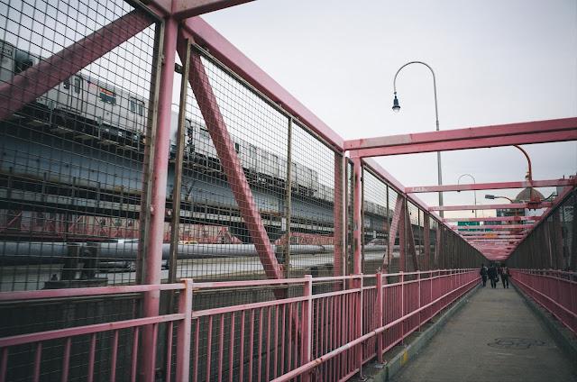 ウィリアムズバーグ橋(Williamsburg Bridge)