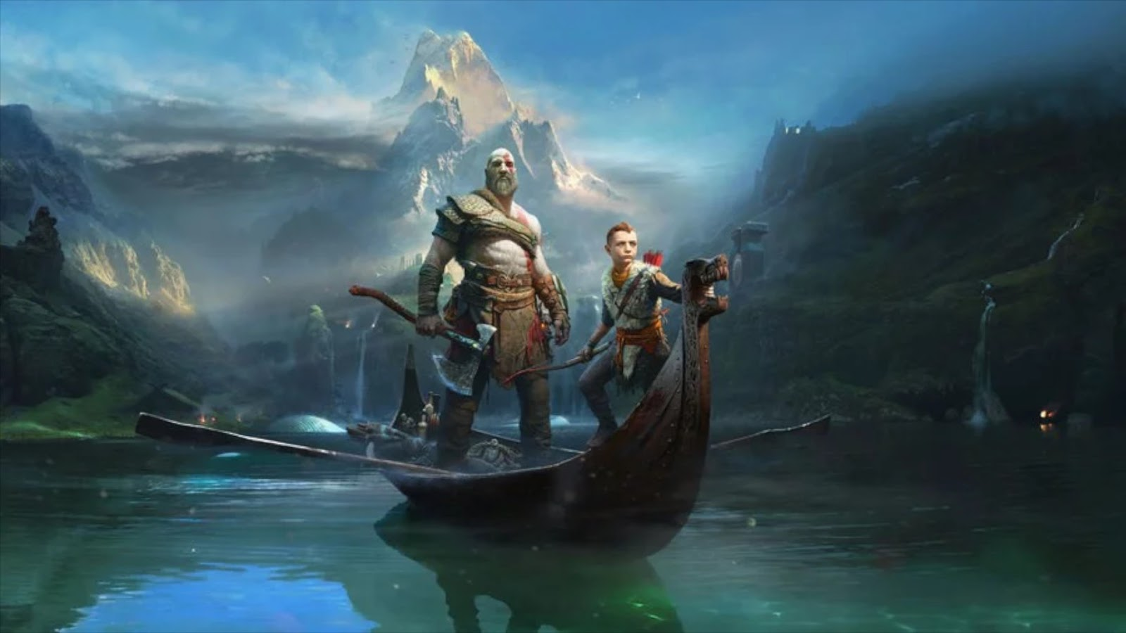 Board Game News God of War The Card Game