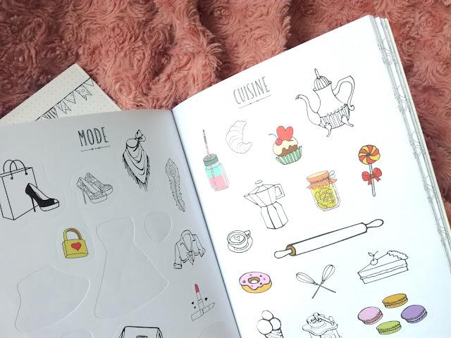 Bullet Journal : Mes outils pour le décorer