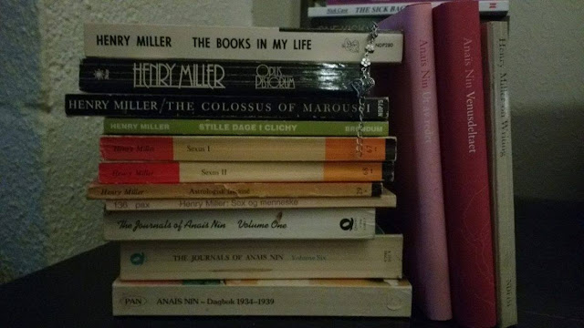 The books in my life - Henry Miller