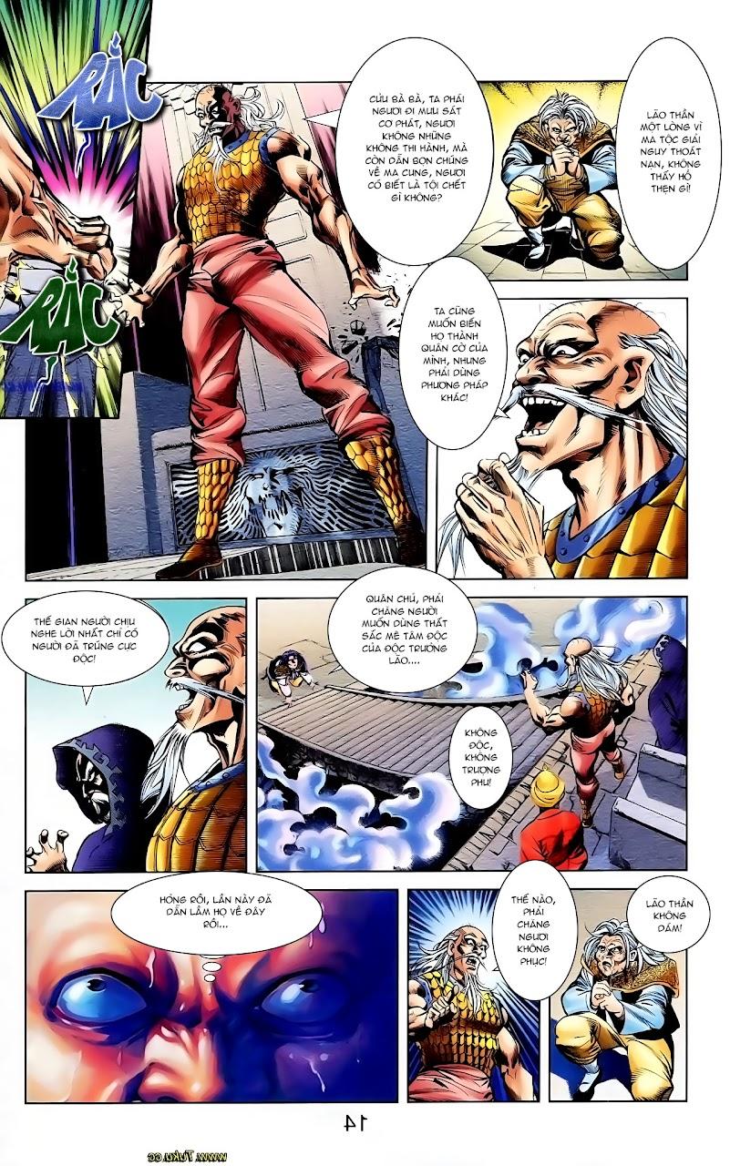 Cơ Phát Khai Chu Bản chapter 112 trang 22