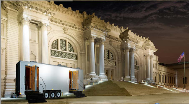 The Versailles Luxury Trailer