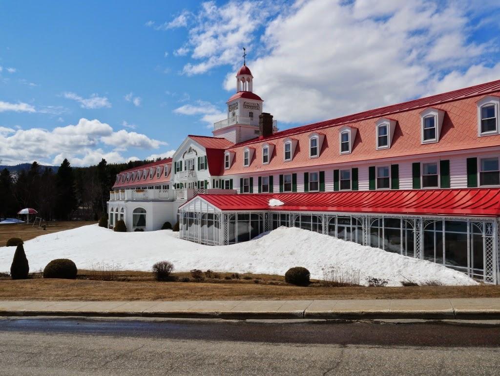 Hotel Tadoussac Saint Laurent Québec