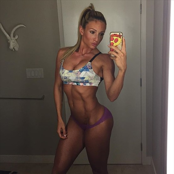 Paige Hathaway Fitness model 4