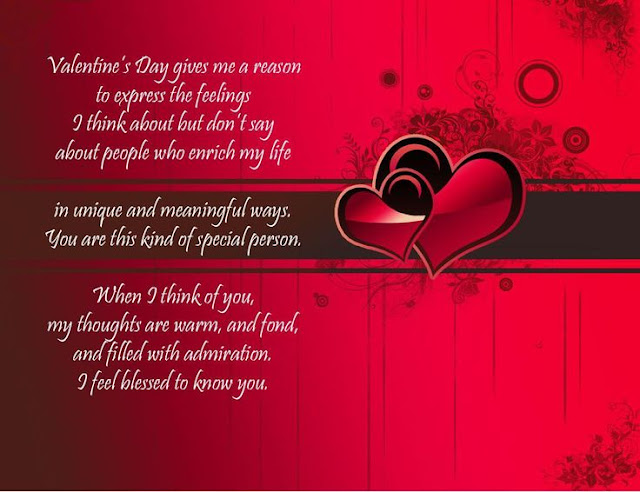 romantic quotes for valentine