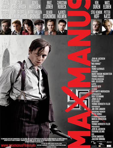 Ver Max Manus: Man of War (2008) Online