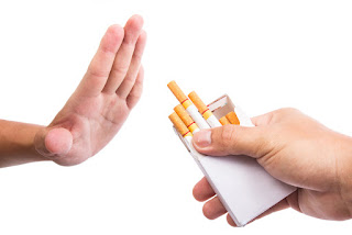 Cessar o hábito de fumar