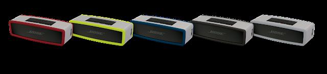 Bose SoundLink Mini II - Soft color covers