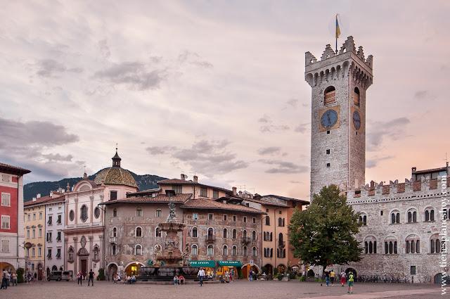 Trento viaje norte Italia ciudades