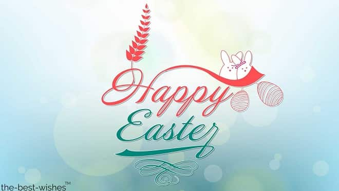 happy wishes for easter