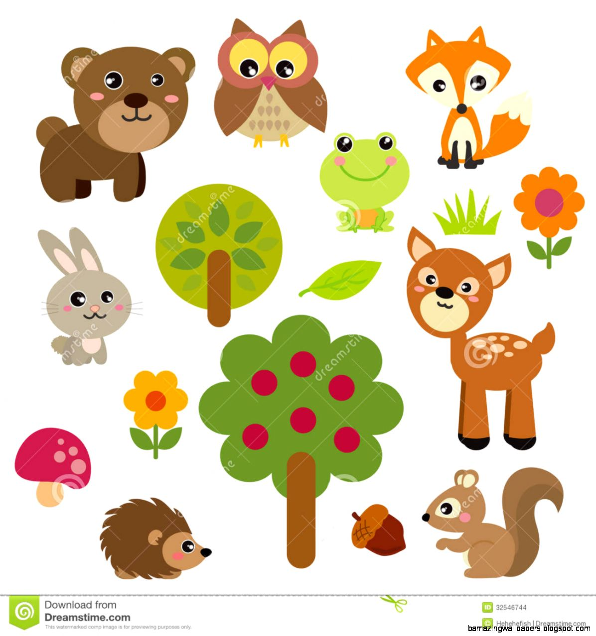 pinterest clipart animals - photo #40