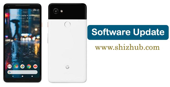 Google Pixel 2 XL Software Update Guide