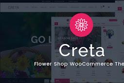 Download Creta v2.6 - Flower Shop WooCommerce WordPress Theme