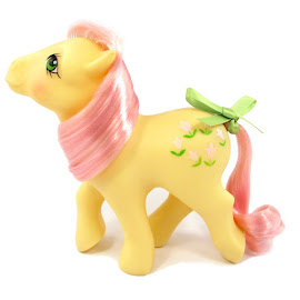 MLP Posey Year Three Earth Ponies II G1 Pony