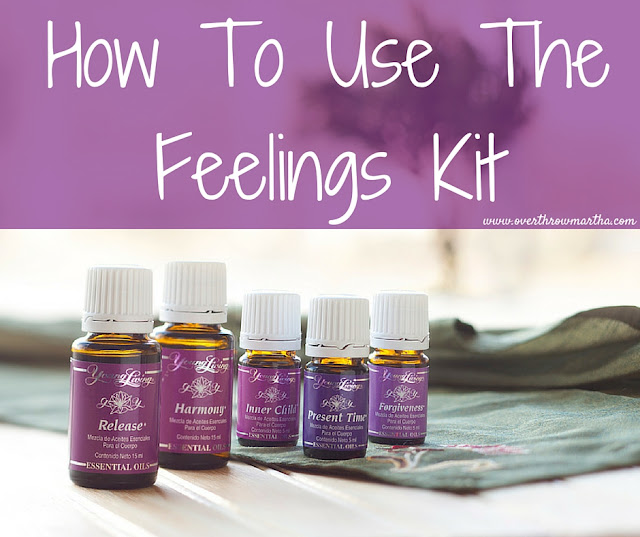 How to set the mood for the feelings kit