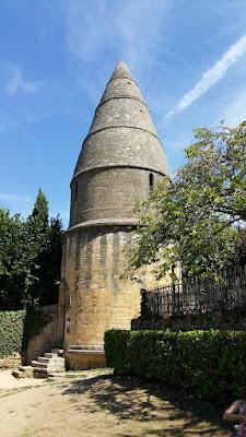 Sarlat. Torre de Saint Bernard
