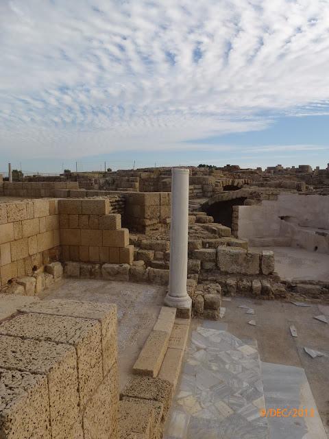 הנמל הרומי בקיסריה