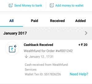 wealthfund unlimited trick