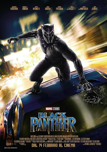 Black Panther Marvel Film