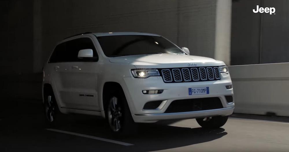 Canzone Jeep pubblicità Avventura routine - Musica spot Aprile 2017