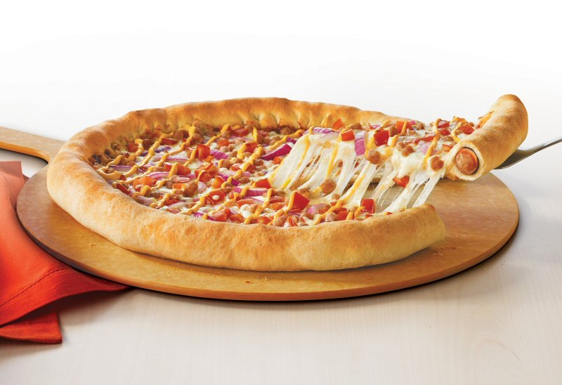 Hot Dog Pizza Hut Price