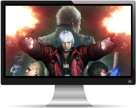 Devil May Cry Vergil Mary Dante Trish - Fond d'Écran en Quad HD 1440p
