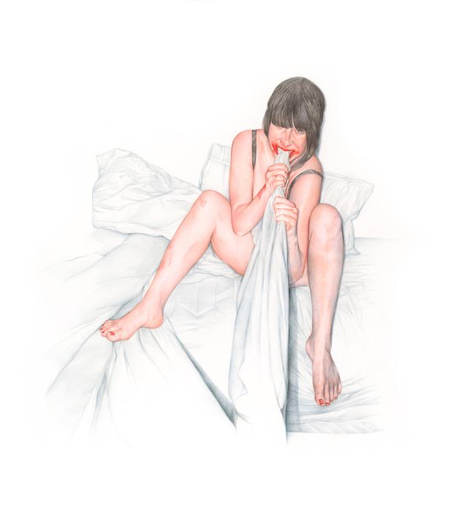 Оригинальные рисунки. Marianna Ignataki 9