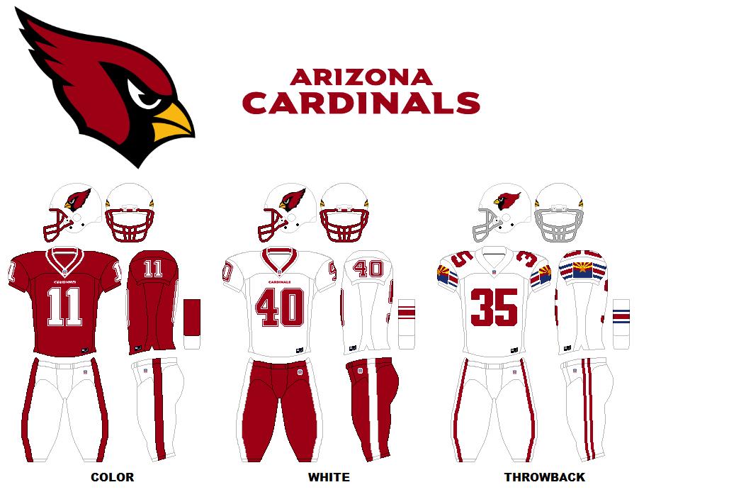 90ad6117 sports unis: NFL Uniforms