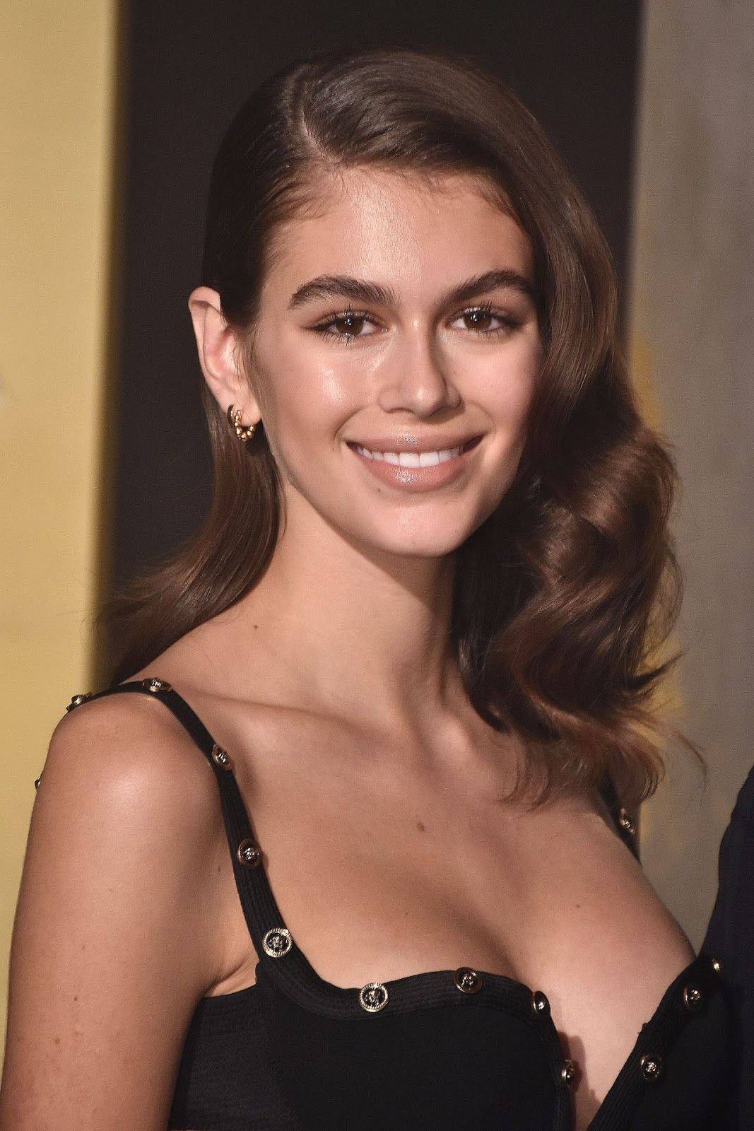 Kaia Gerber in a Bikini 11/23/2019 • CelebMafia