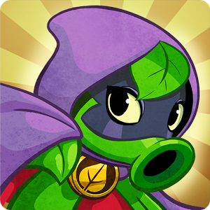 Plants vs Zombies Heroes Apk Mod v1.0.11 (Mod Muitos Cristais)