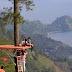 Lagi Hits ..! Wisata Rumah Pohon Bukit Indah Simarjarunjung