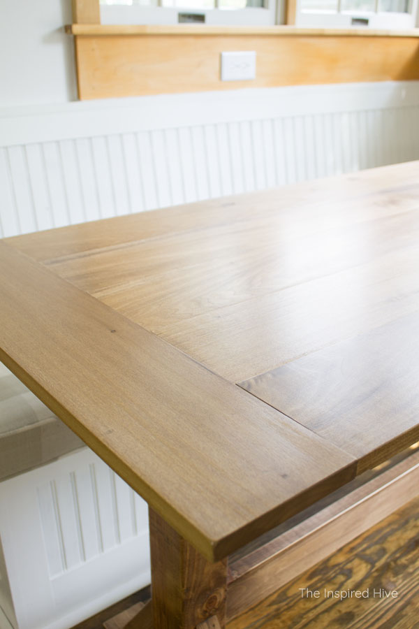Best sealer top coat for kitchen table