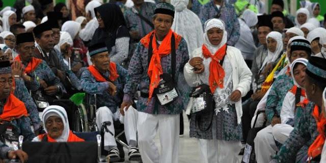Jamaah Haji Indonesia Getarkan Masjidil Haram Dengan Dzikir Dan Shalawat