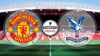 Manchester United vs Crystal Palace