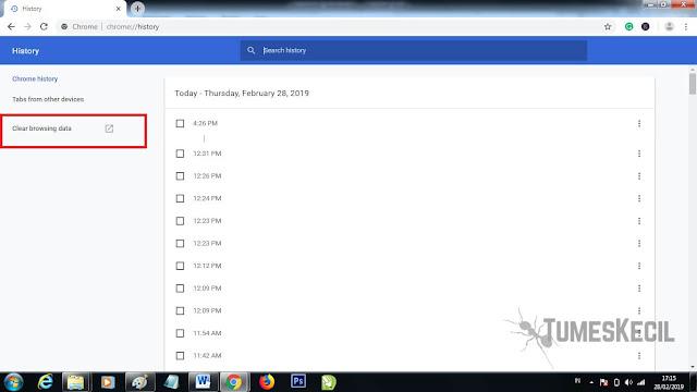mempercepat loading google chrome