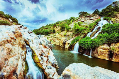 Chunchi Falls Romantic Places to Visit in Bangalore