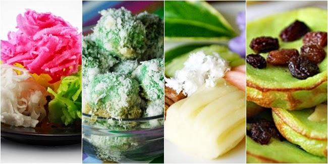 Resep Membuat Kue Basah Jajanan Pasar Tradisional 5 Resep Membuat Kue Basah Jajanan Pasar Tradisional