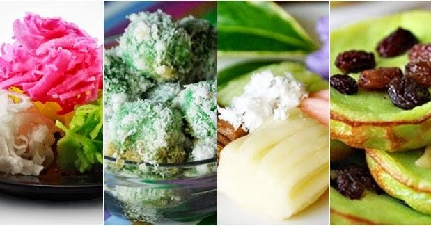 Resep Kue Jadul Tradisional: 5 Resep Membuat Kue Basah Jajanan Pasar Tradisional