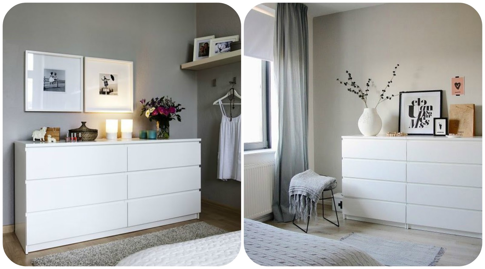 interieur 16 x ikea malm dresser lipstick addict. Black Bedroom Furniture Sets. Home Design Ideas