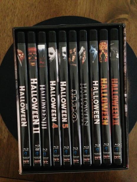 Halloween Dvd Box Set.Halloween Dvd Box Set Exploring Mars
