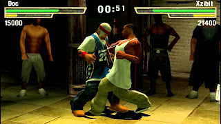 Def Jam Fight for NY: The Takeover PPSSPP CSO Higly Compressed