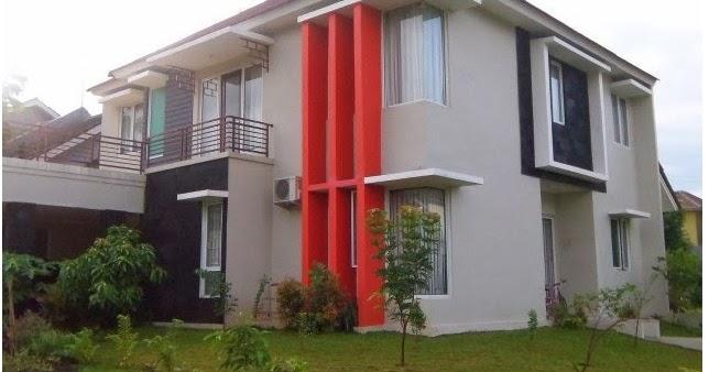 Kombinasi Warna Cat Gedung  ide 28 cat rumah perpaduan