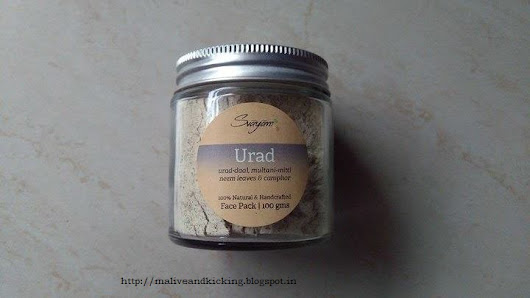 Svayam Urad Daal Face Pack Review