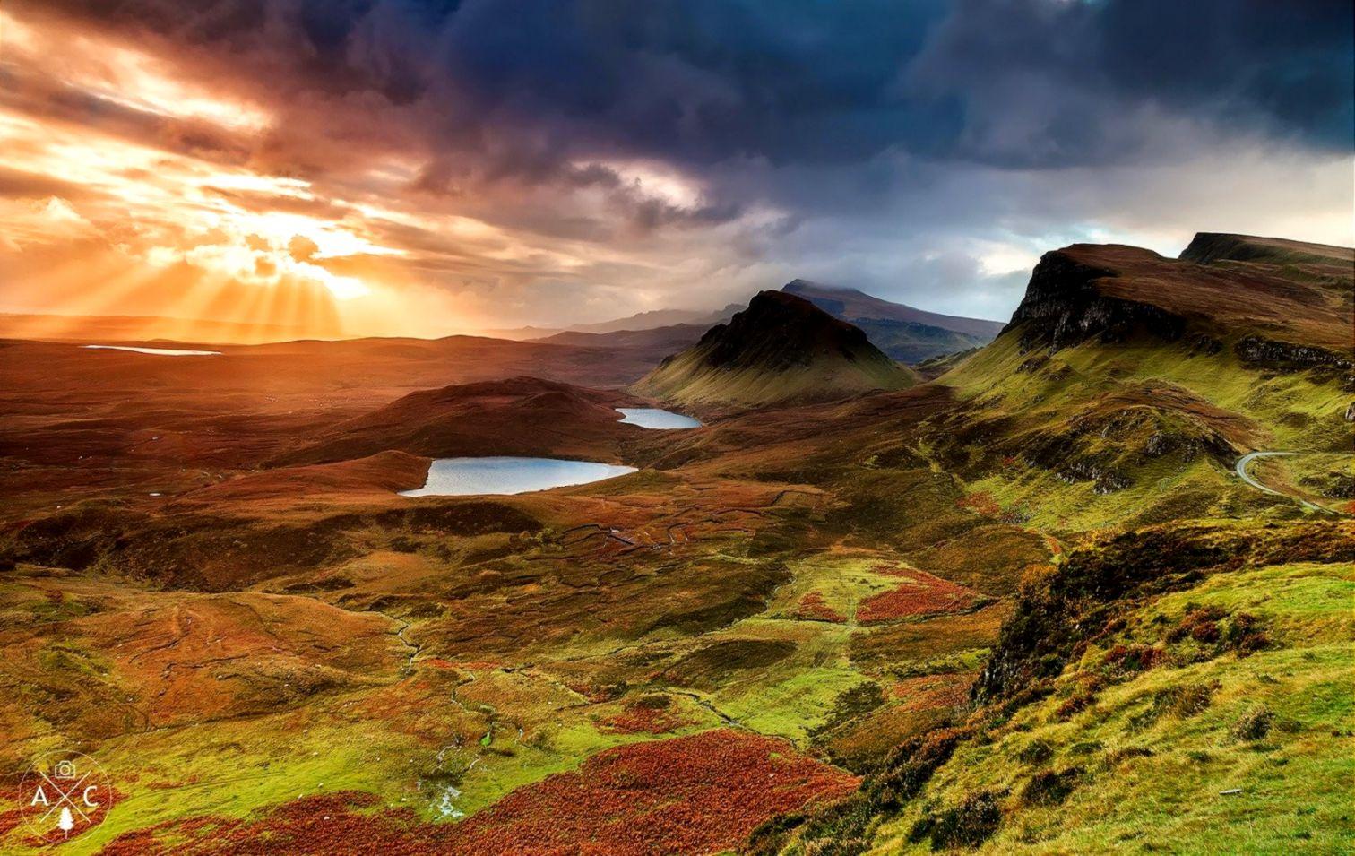 Scotland Wallpaper Wallpapers Photos