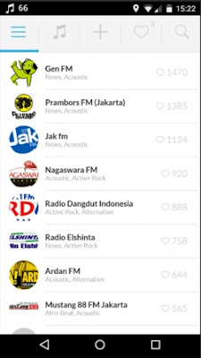 Radio Indonesia For Android v4.3.1 Apk