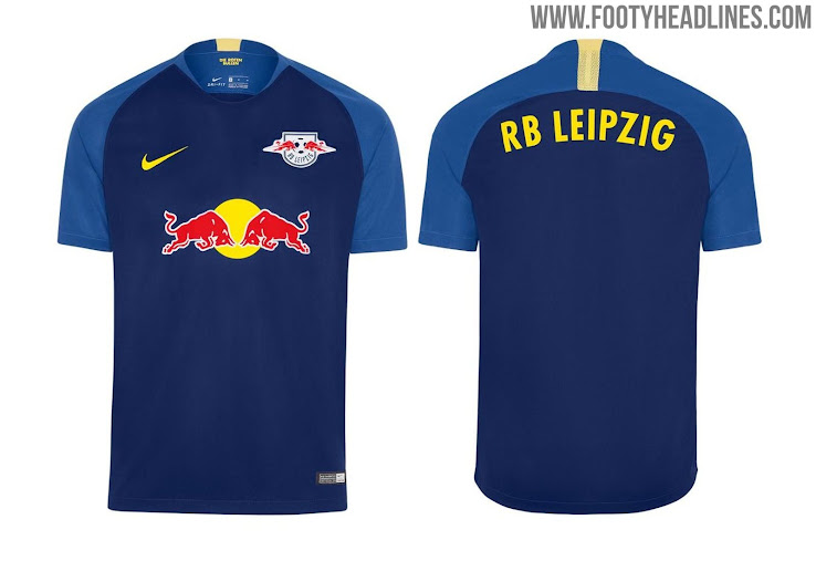 3f0a71c8f Nike RB Leipzig 18-19 Home & Away Kits Released - Footy Headlines
