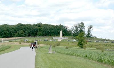 Touring the Civil War Monuments on Oak Ridge - Gettysburg Battlefield