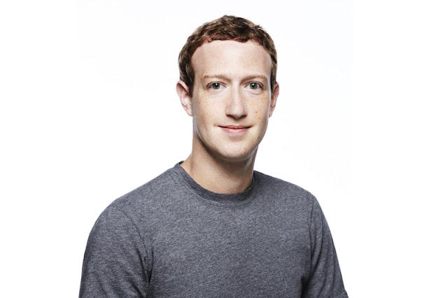 Mark Zuckerberg : Membeli Baju Sederhana