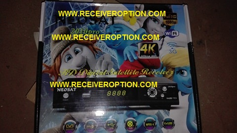 NEOSAT 2010 PRO HD RECEIVER POWERVU KEY OPTION