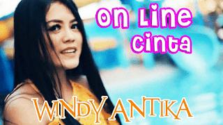 Lirik Lagu Online Cinta (Dan Artinya) - Windy Antika